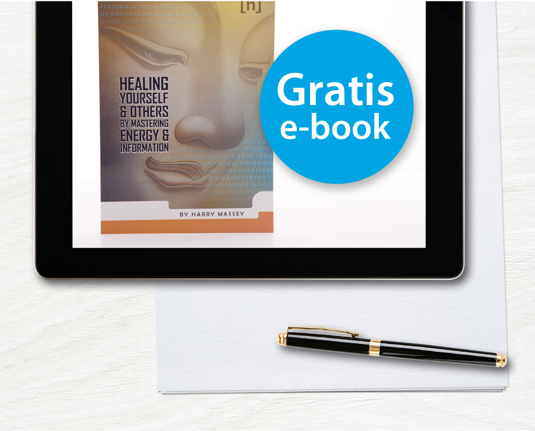 Gratis ebook: 'Healing Yourself  and Others by Mastering Energy  and Information'